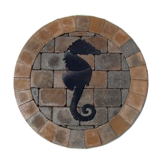 Seahorse Silhouette - SKU:  ASS001
