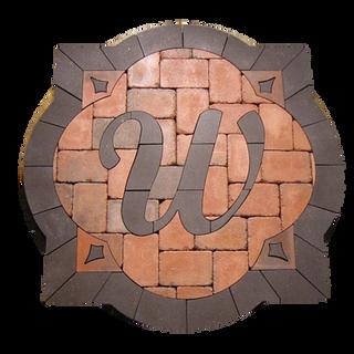 Acanthus Letter - SKU:  ELACANL01