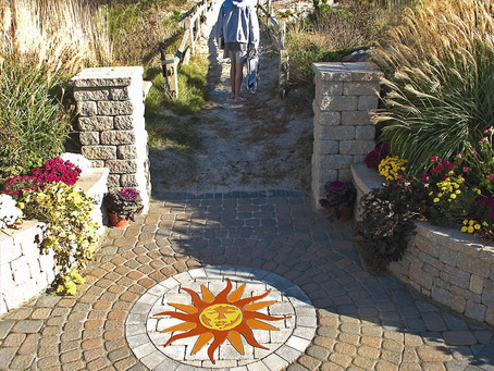 Personalize Your Patio with PAVERART!