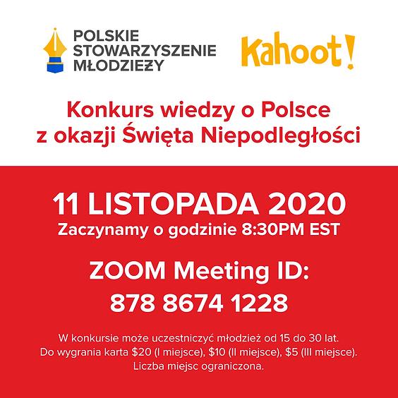Konkurs wiedzy o Polsce
