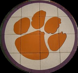 Clemson Paver Logo