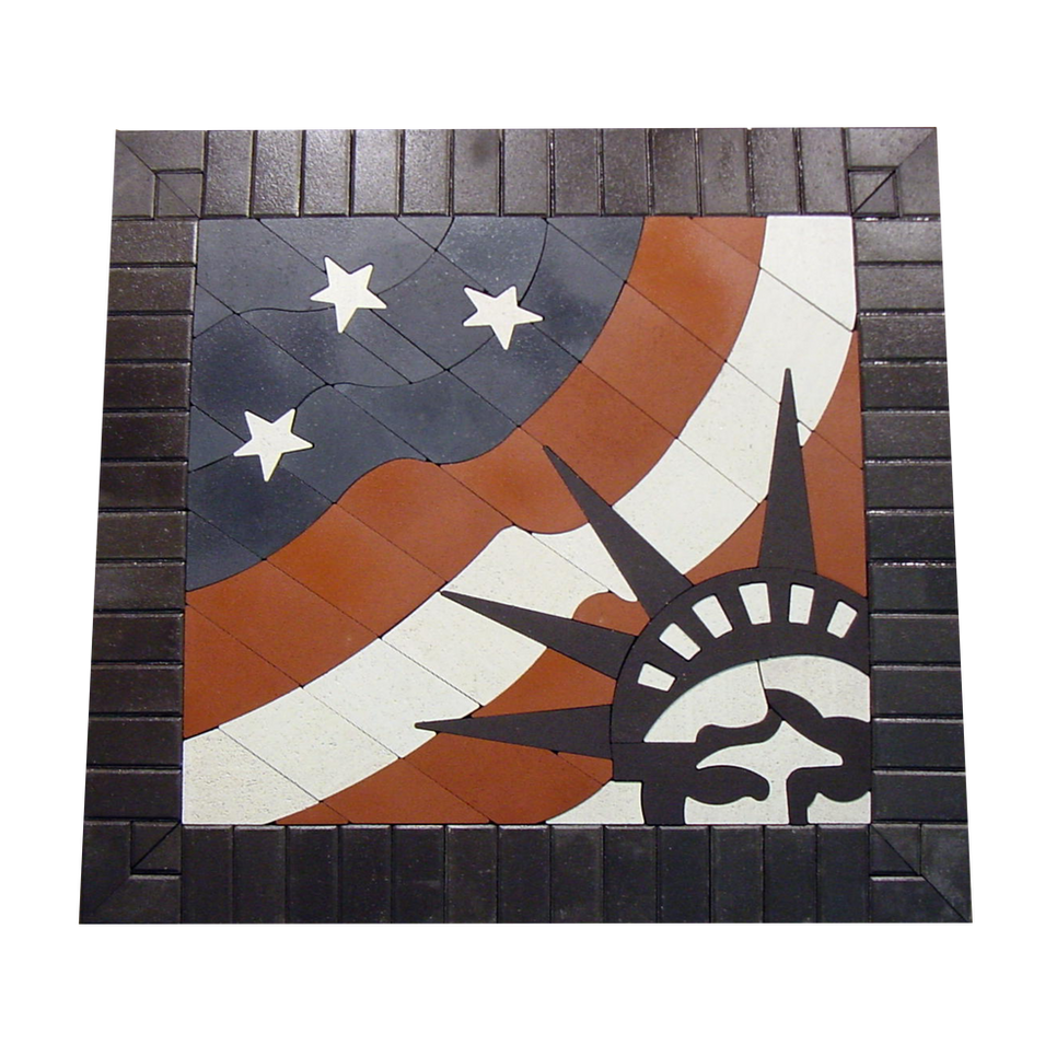 Lady Liberty - SKU:  PT001