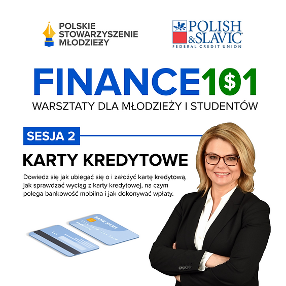Finance101 — Karty kredytowe