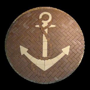 Anchor Rope Band - SKU:  SAA001SP1