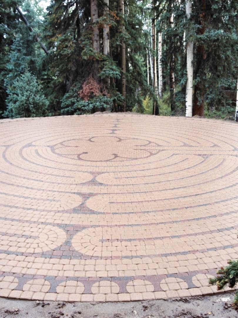 PAVERART Labyrinth
