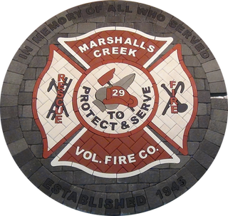 Marshalls Creek Maltese Cross