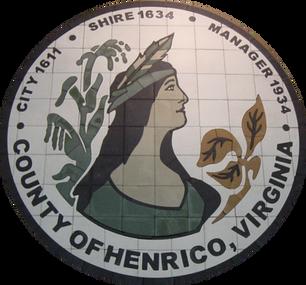 Henrico, Virginia Town Seal
