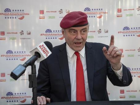 Kandydat na burmistrza NYC ostrzega Polonię. Polacy nie są wystarczająco głośni