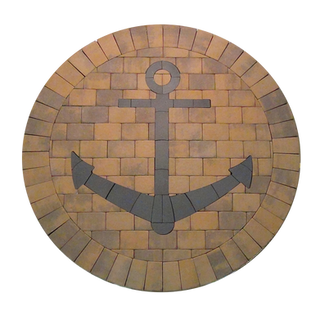 Anchor Silhouette - SKU:  SAA001SP2