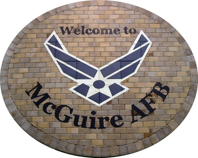 McGuire Air Force Base Emblem