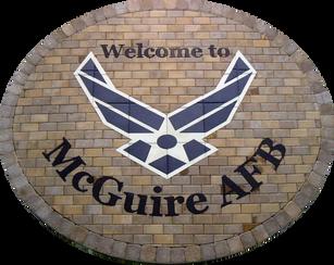 McGuire Air Force Base Emblem
