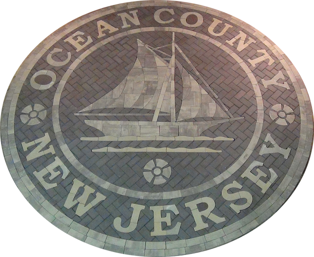 Ocean County NJ Town Seal
