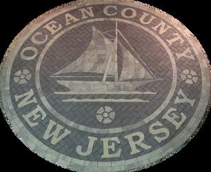 Ocean County NJ Town Seal