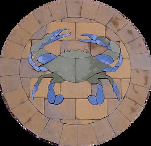 Blue Crab #2 - SKU: ABC002