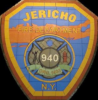 Jericho Station Patch