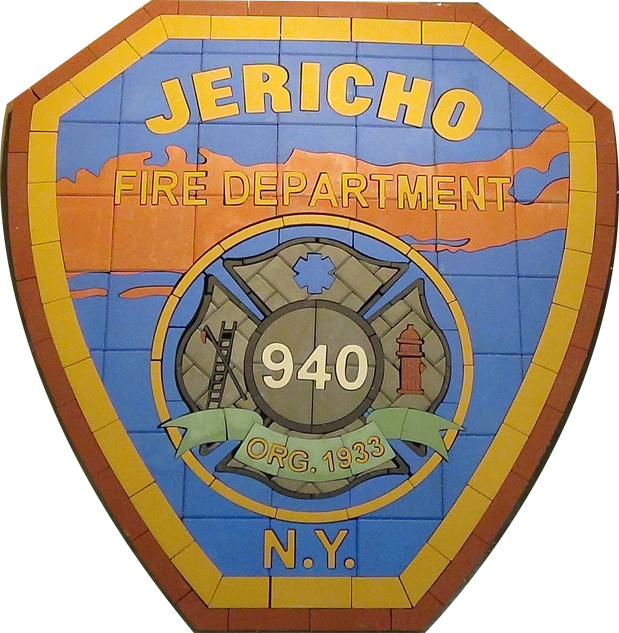 Jericho Station Patch