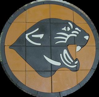 Plano East Senior High Paver Logo