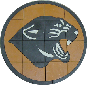 Plano East Senior High Paver Logo