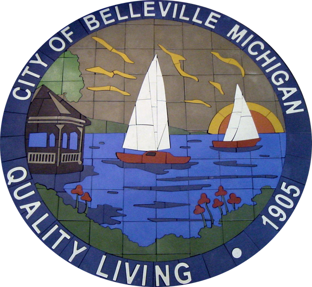 Belleville Michigan Town Seal