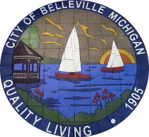 Belleville Michigan Town Seal