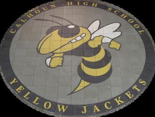 Calhoun High School Paver Logo