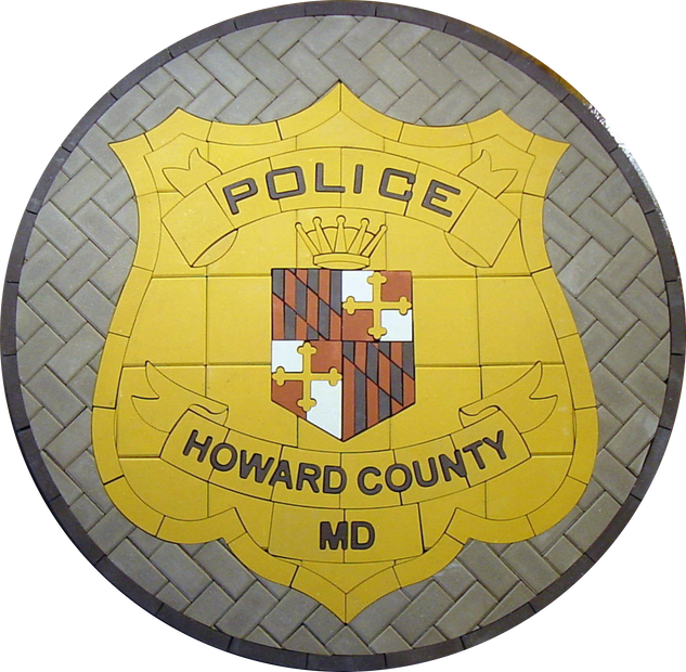 Howard County Police Shield