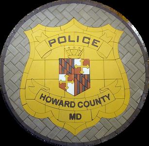 Howard County Police Shield