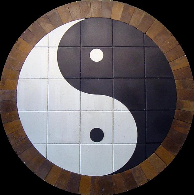 Yin & Yang - SKU:  SYY001