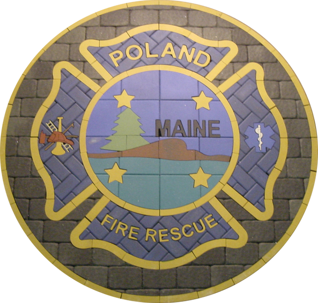 Poland, Maine Maltese Cross