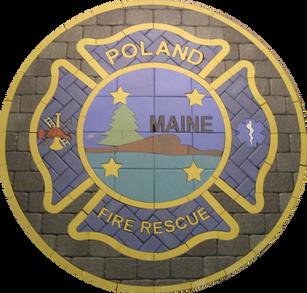 Poland, Maine Maltese Cross