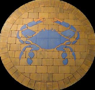 Blue Crab #3 - SKU: ABC003