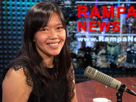Interview with NYC Council District 33 candidate, April Somboun