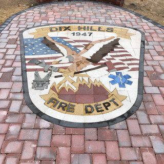 Dix Hills Fire Department Station Patch
