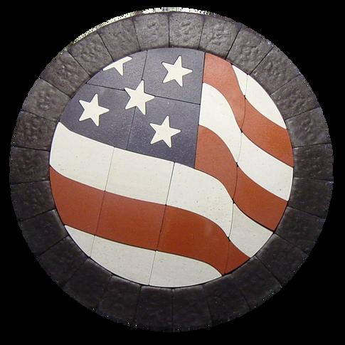 American Flag - SKU:  PF001