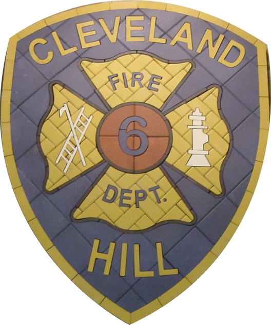 Cleveland Hill Station Patch