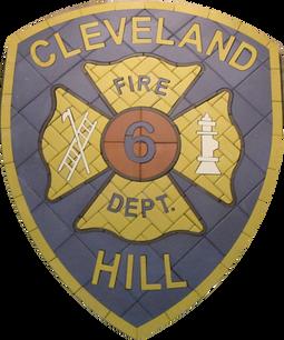 Cleveland Hill Station Patch
