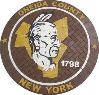 Oneida County Town Seal