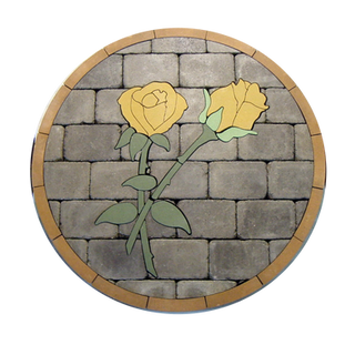 Yellow Roses - SKU: F007