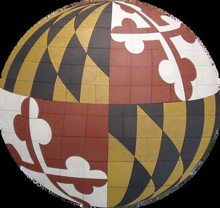 University of Maryland Paver Logo