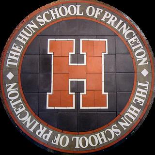 The Hun School of Princeton Paver Logo