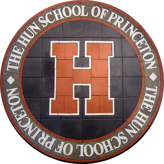 The Hun School of Princeton Paver Logo