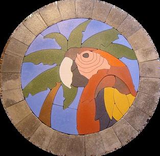 Tropical Parrot - SKU:  TP001SP2