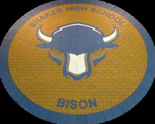 Shaker High School Paver Logo