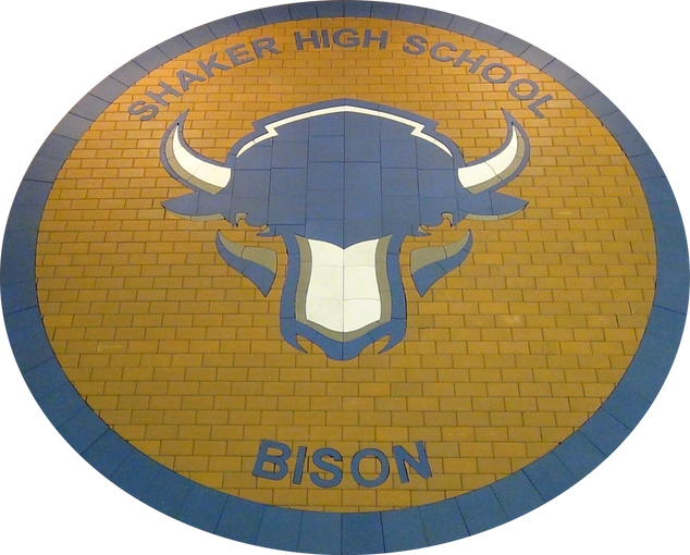 Shaker High School Paver Logo
