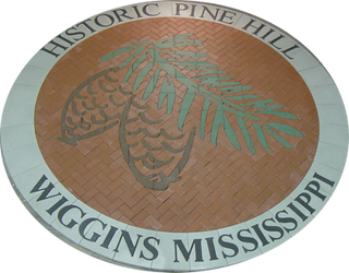 Wiggins Mississippi Town Seal