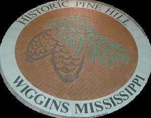 Wiggins Mississippi Town Seal