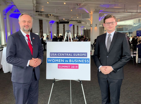 USA-Central Europe Women In Business Summit 2019