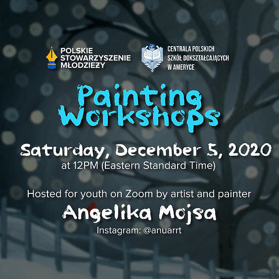 Painting Workshops for Youth