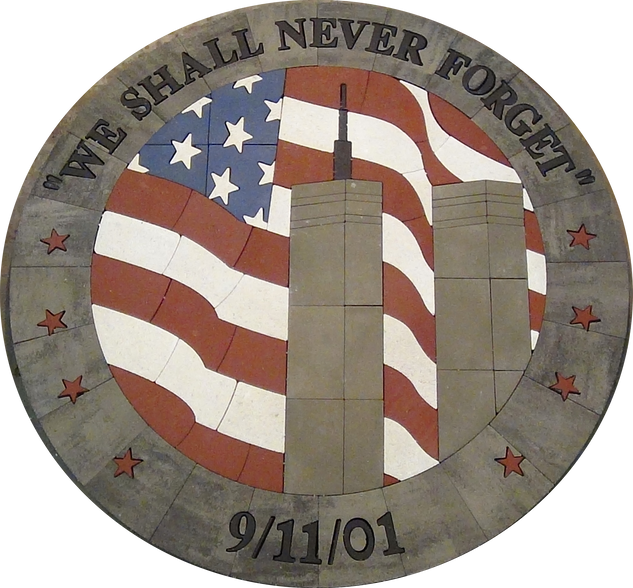 """We Shall Never Forget"" Twin Towers"