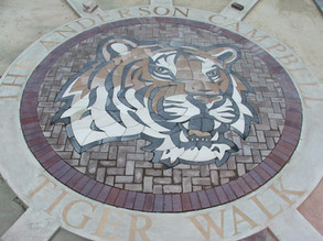 LSU & Mike The Tiger:  On Top Of the College Football World